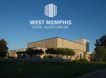 West Memphis Civic Auditorium Page
