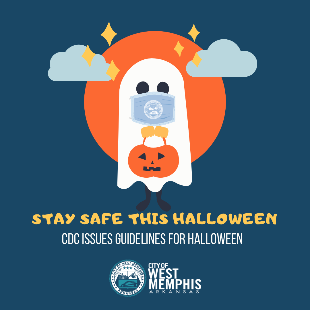 Stay safe this Halloween West Memphis