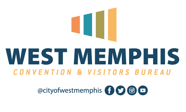 West Memphis Arkansas Tourism Convention Center Logo